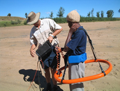 GEOPHYSICAL FIELD SURVEYS